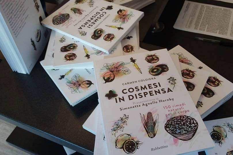 """Cosmesi in dispensa"", la Cia presenta il libro di ricette di bellezza ""green"" da fare in casa"